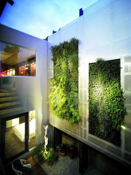 Interni green. C'è un grande prato verde…in casa! – Architettura e ...