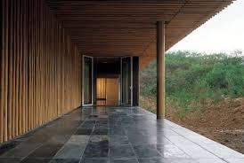 arch Great (Bamboo) Wall realizzata nei pressi della Grande