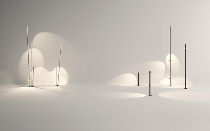 design Bamboo_byArola&Rodriguez_Ispirate alla bellezza delicata della natura, le nuove collezioni di lampade OUTDOOR by VIBIA