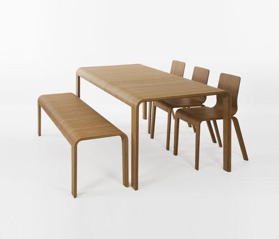 design Collezione 'Bambu' di Artek Studio Henrik Tjaerby per Artek, 2007-2008