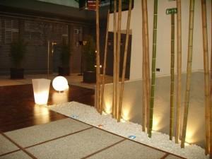 Con il bambù design ecosostenibile  www.designedOO.it