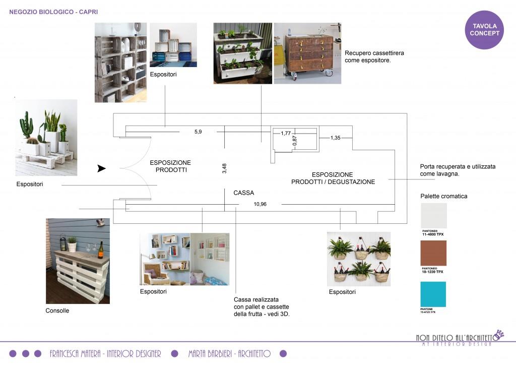 02 tavola concept capri architettura e design a roma for Architettura e design roma