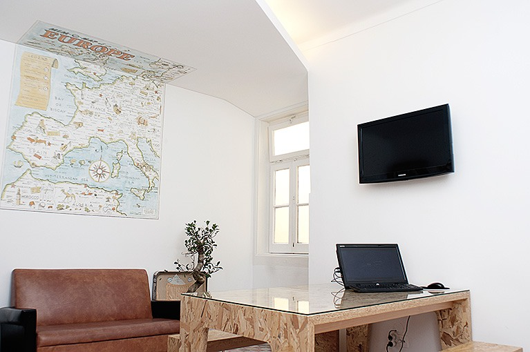 Camera Studio Per Ragazzi Interior Design : L osb per un architettura di design e low cost