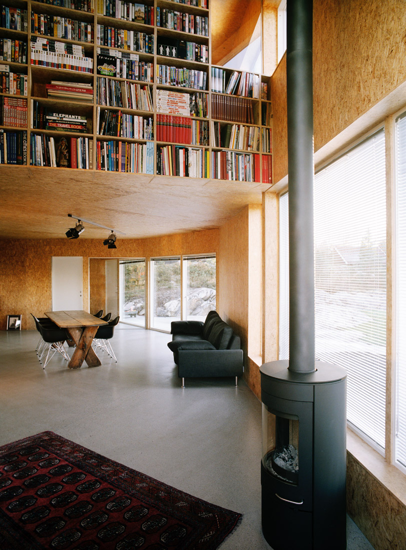 arcg, casa-triangulo Architetti Jarmund Vigsnæs AS Architetti MNAL 3