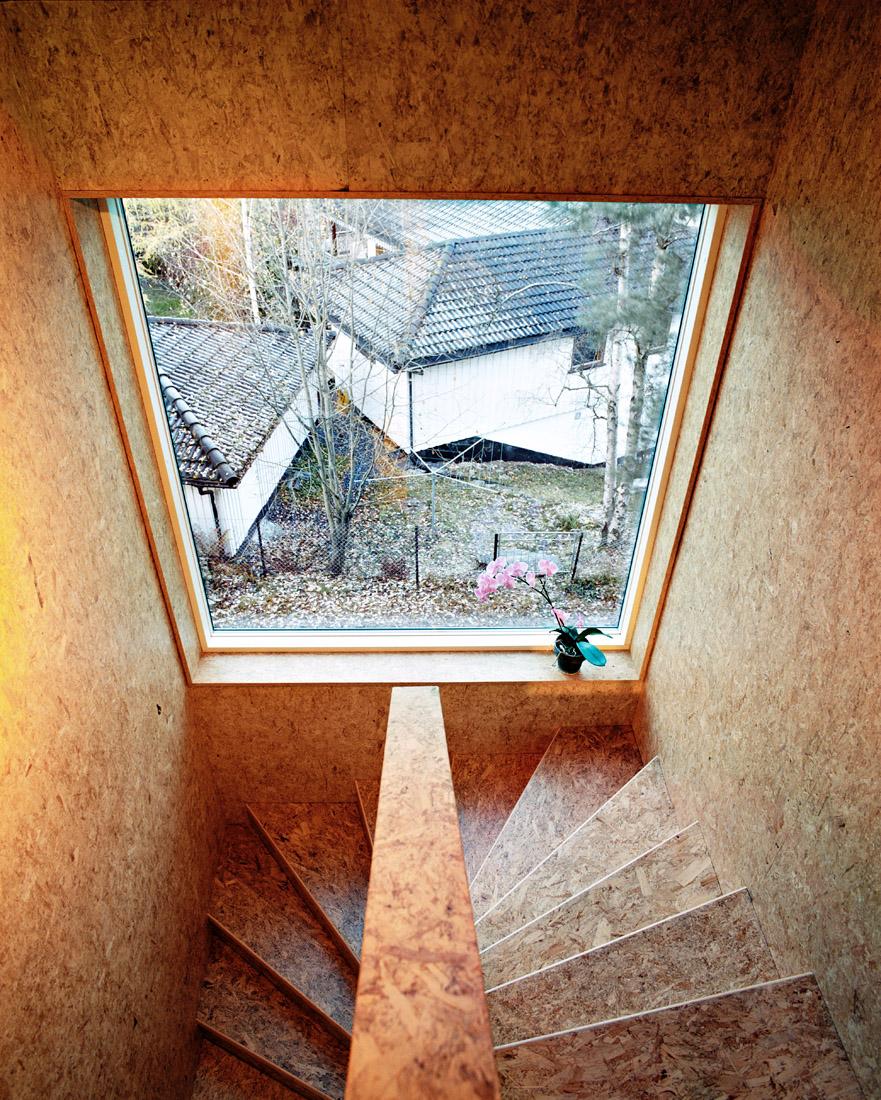 arch, casa-triangulo Architetti Jarmund Vigsnæs AS Architetti MNAL 4