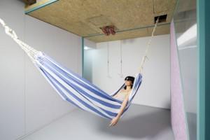 arch, la stanza dei segret 4 appartamento di 57mq a madrid realizzato da Elii