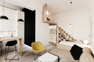 arch, splendido appartamento di 3XA architetti2