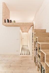 arch, splendido appartamento di 3XA architetti4