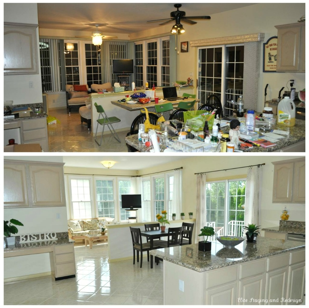 Home staging - Ordine in cucina ...