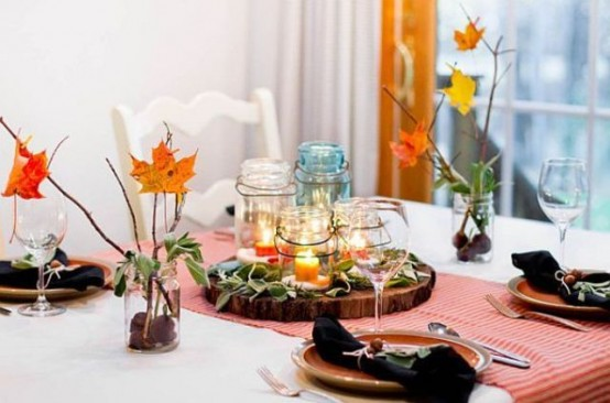 decorazione DIY-Welcome-the-Fall-with-Autumn-Leaves-in-Home-Décor-homesthetics-22