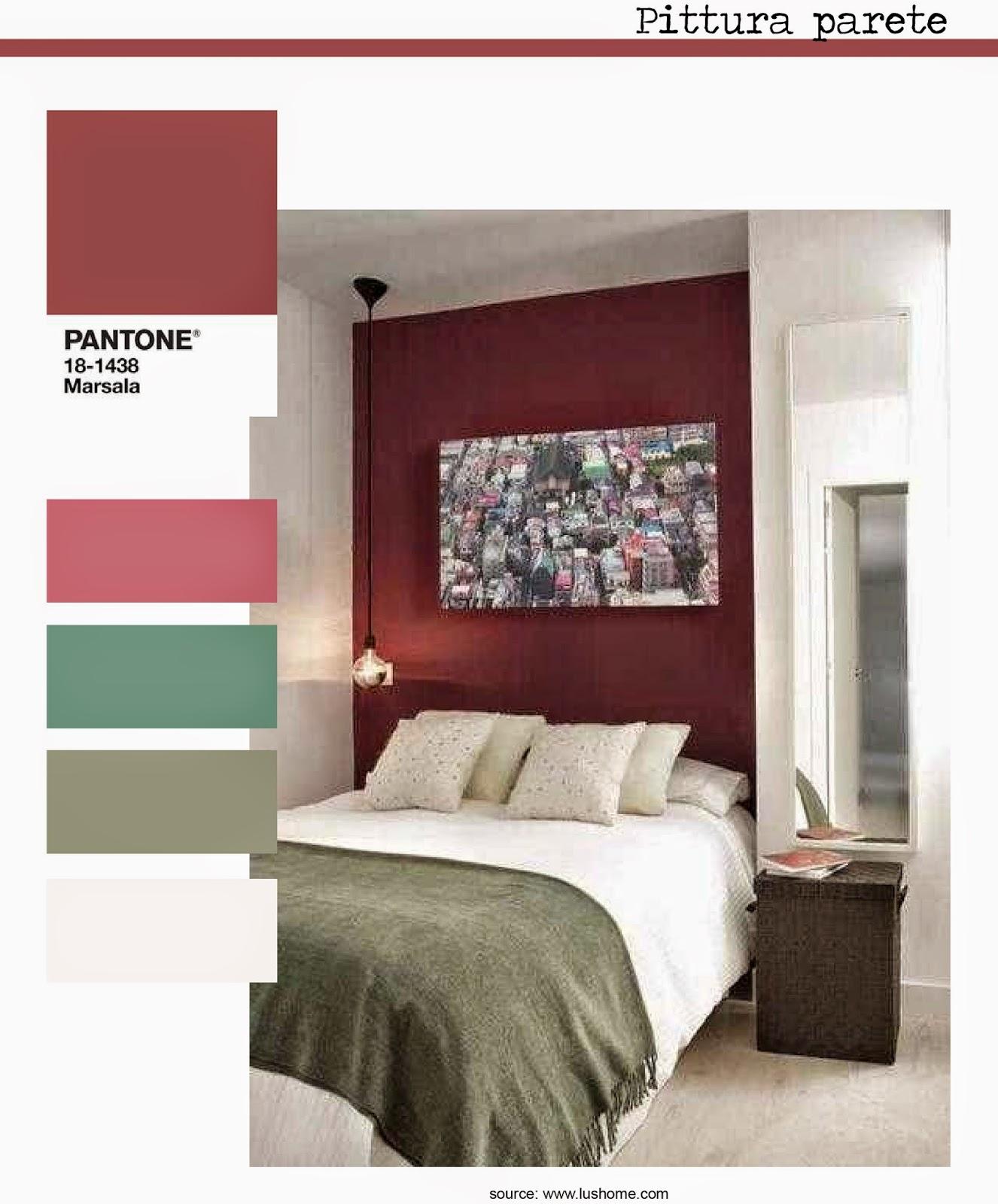 I colori e le forme dell 39 autunno per l 39 arredamento www - Colori da parete ...