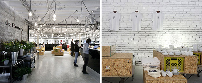 pubb Remiks un importante studio creativo serbo ha realizzato il supermarket concept store