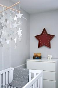 cameretta decorazioni e acchiappasogni