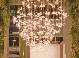 complementi lampadario Stella di Reflex,