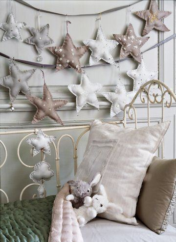 decor stelle shabby