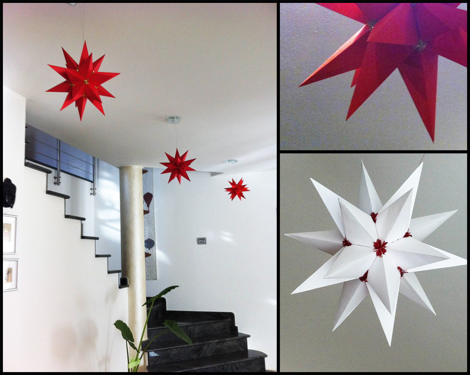 spesso Stelle moderne a Natale e tutto l'anno - Architettura e design  SW49