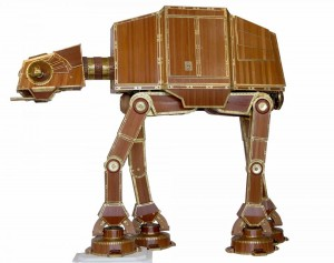 Steampunk AT-AT Liquor Cabinet2