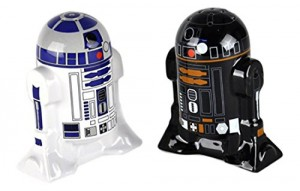 .amazon Star Wars Droid sale e pepe shaker
