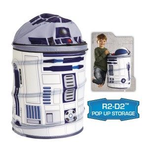 .amazon Star Wars R2-D2 Cesta Giocattoli Pop-up