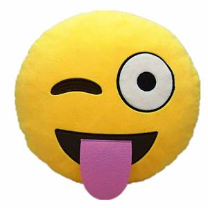 .amazon cuscino emoticon