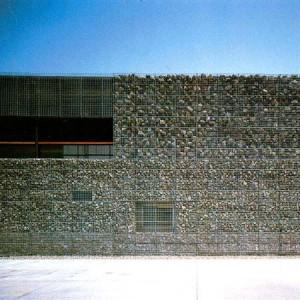 arch Cantina vinicola Dominus in California di Herzog & De Meuron.