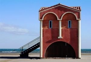 architettura Face-house