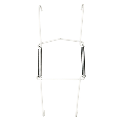 attaccare wire-hanger gratella