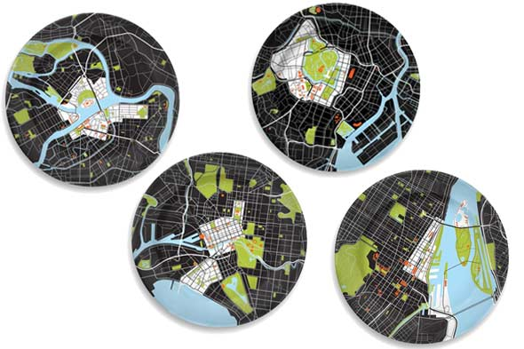 city plates2