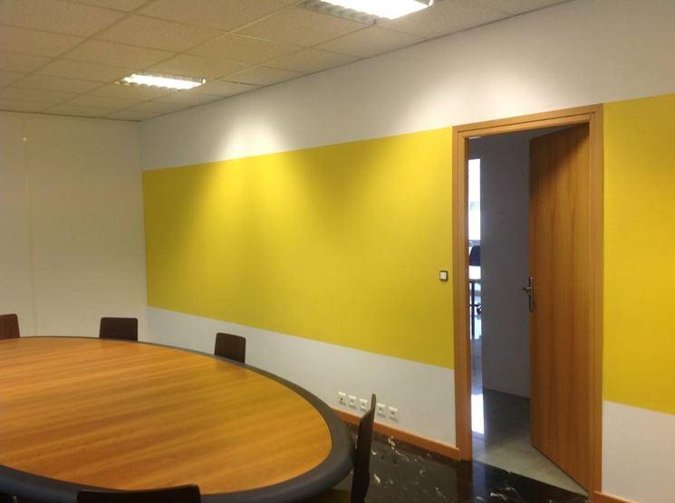 Pareti Interne Colorate : Idee per colorare le pareti pareti interne colorate colori