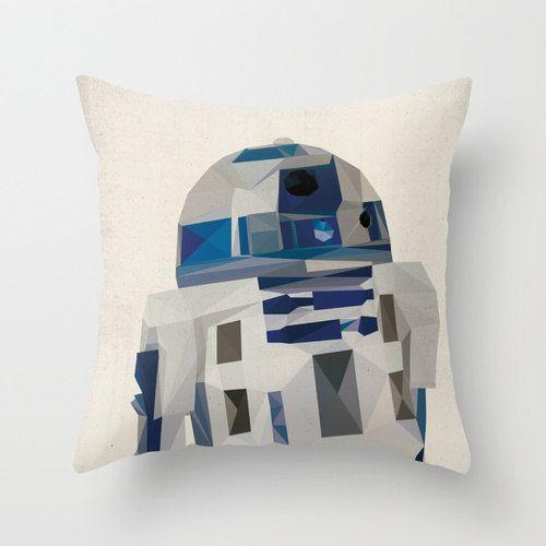 guerre stellari R2-D2 cuscino