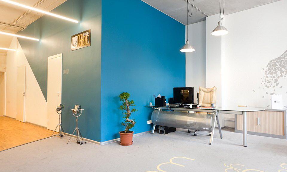 Pareti Gialle E Blu : Di che colore dipingere le pareti versione