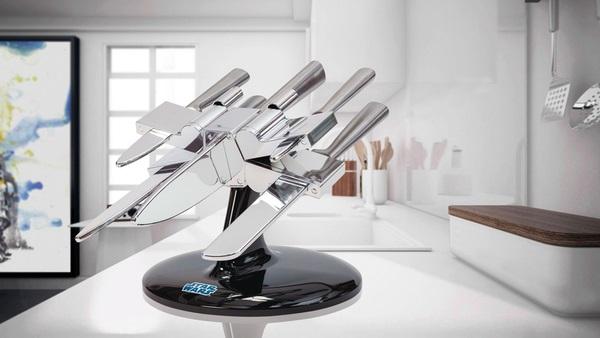 portacoltelli x-wing