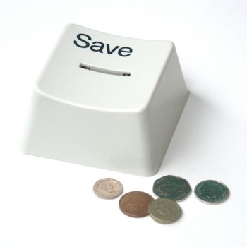 tasto Save Money Box