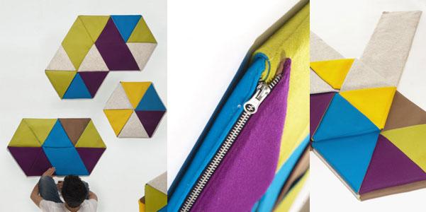 Tappeti-Zip di mut design