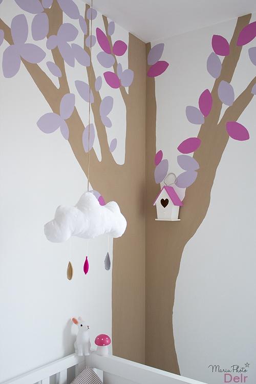 acchiappasogni parete albero in cameretta6