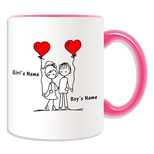 .amazano personalised tazza