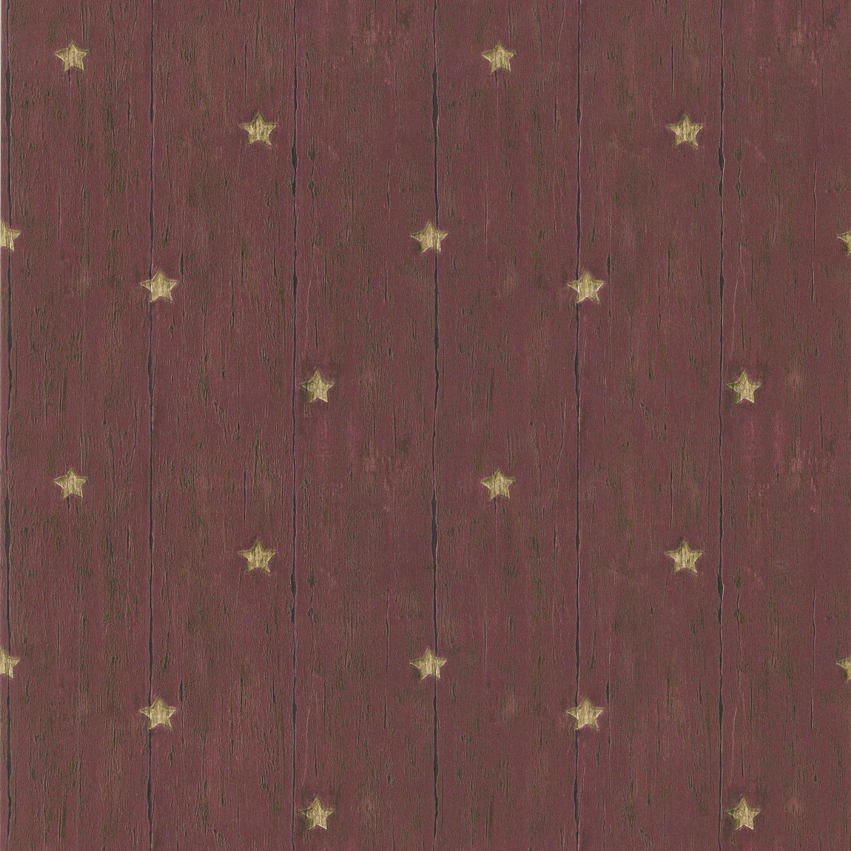 .amazon carta da parati Carta da parati, motivo pannello in legno, colore rosso di brewster un pò cara ma originale