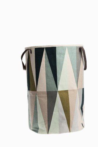 .amazon cesto portagiochi multicolor XL fermliving