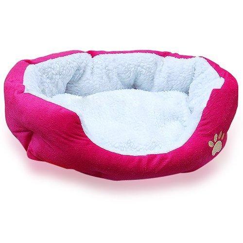 .amazon cuscino rosa cuccia