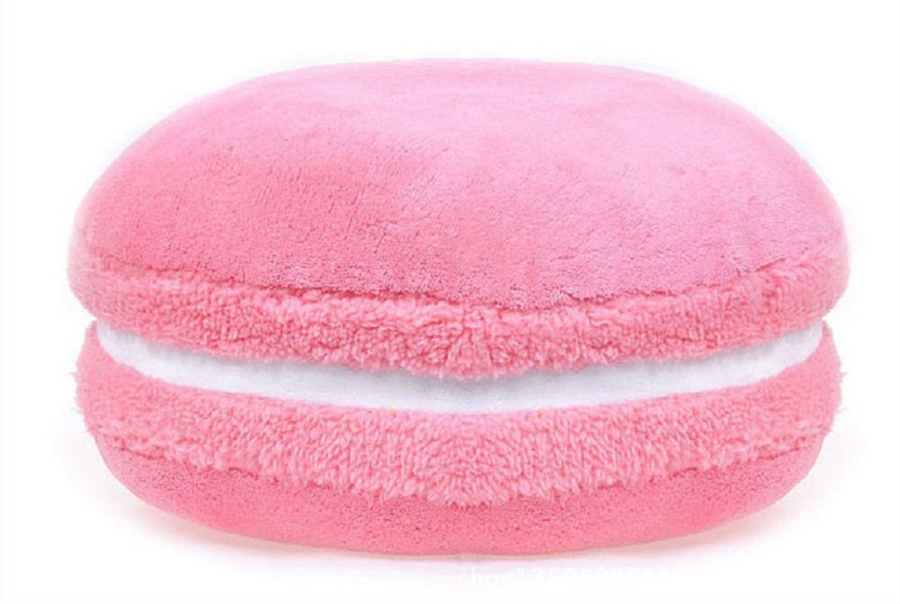 .amazon cuscino rotondo rosa macarons