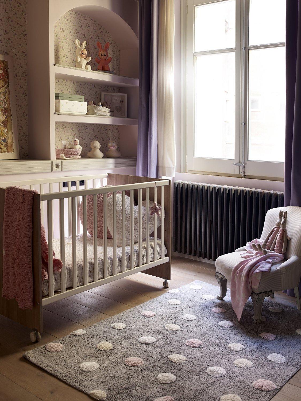 .amazon tappeto rosa grigio di lorena canals