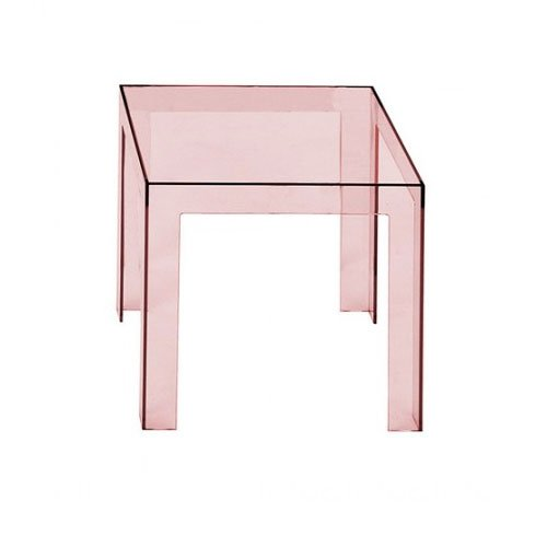 .amazon tavolino rosa Jolly by Kartell