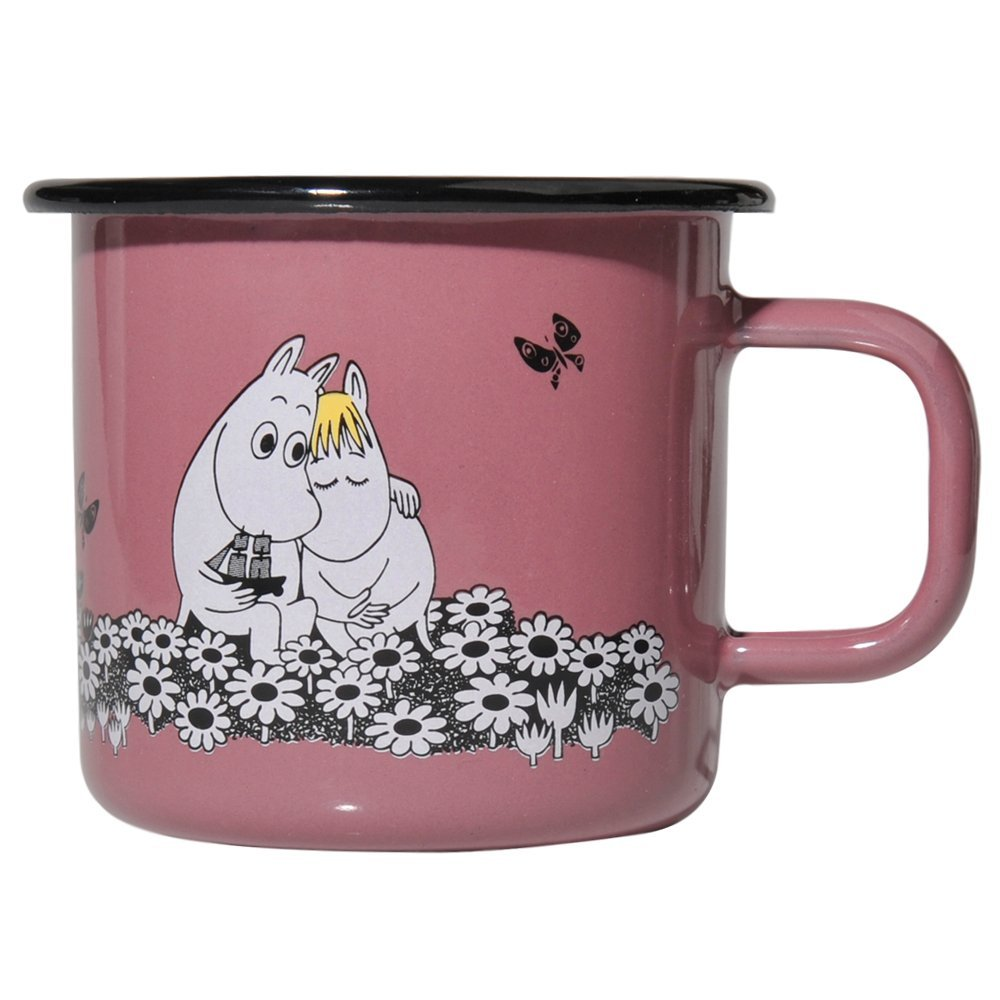 .amazon tazza in smalto mumin