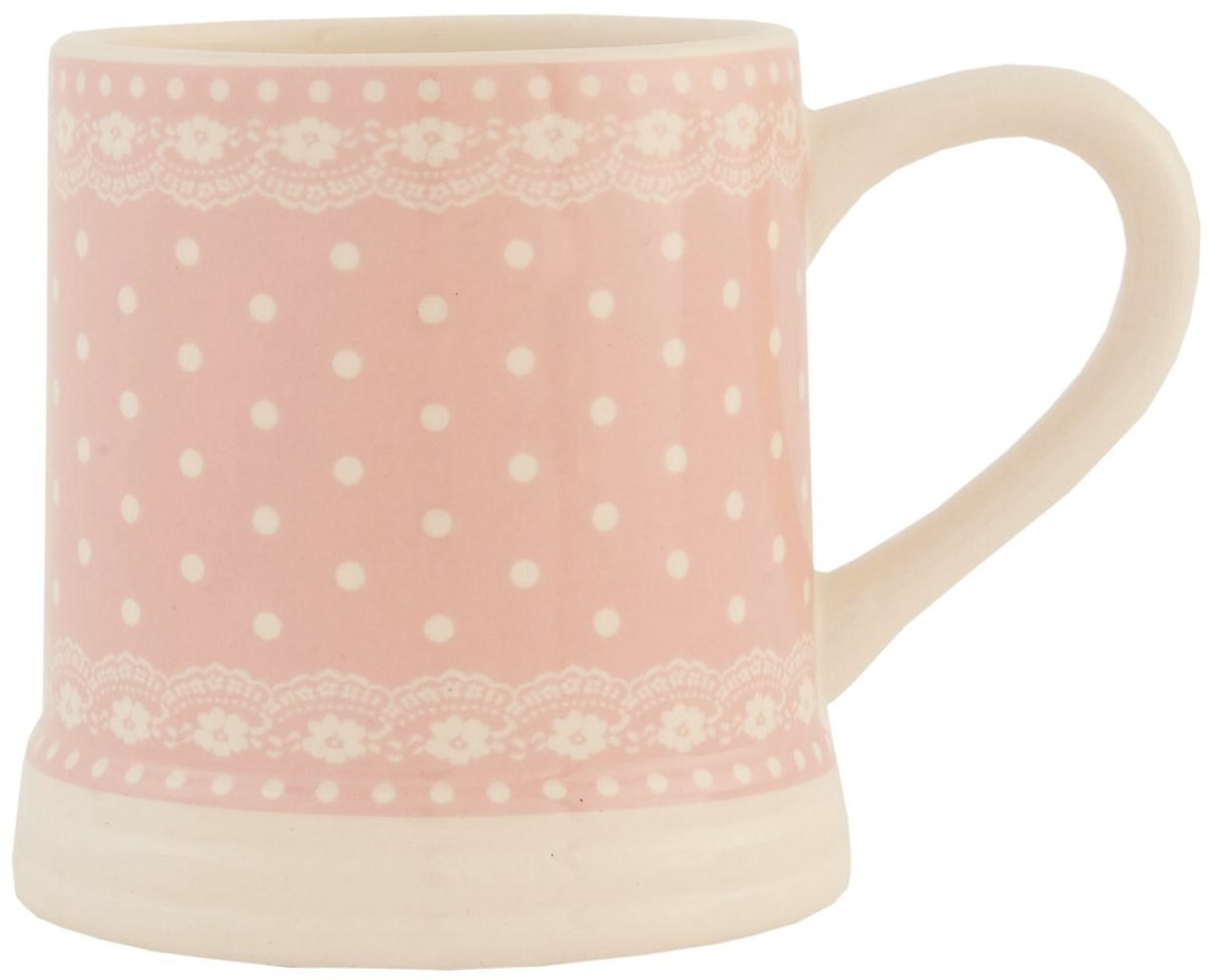 .amazon tazza rosa di Clayre & Eef