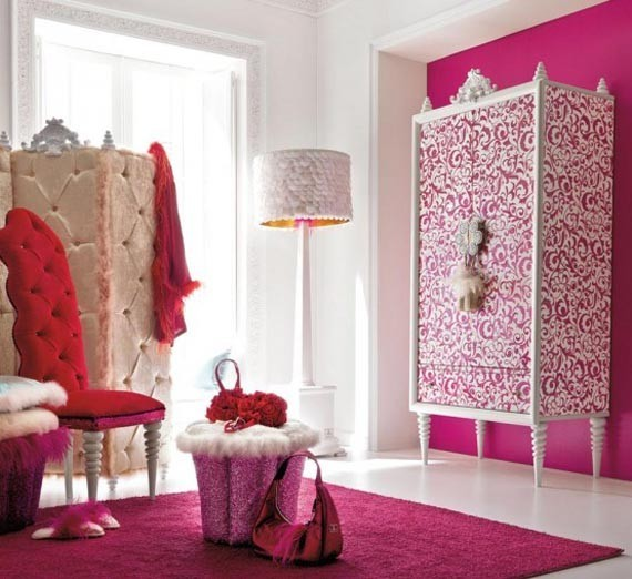 arredare-la-camera-da-letto-rosa