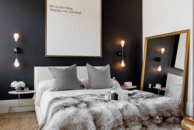 black-white-bedroom-decorating-ideas-1