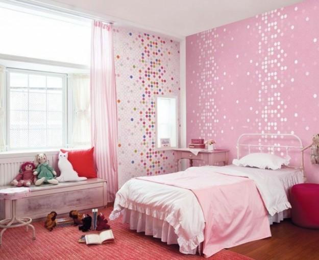 camera-da-letto-rosa
