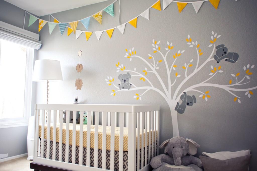 colori neutri Koala-Nursery