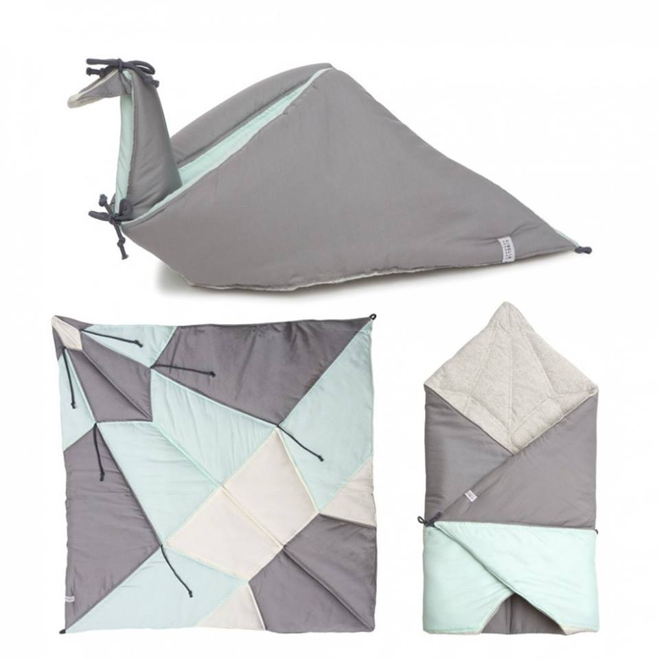 complementi tappeto origami