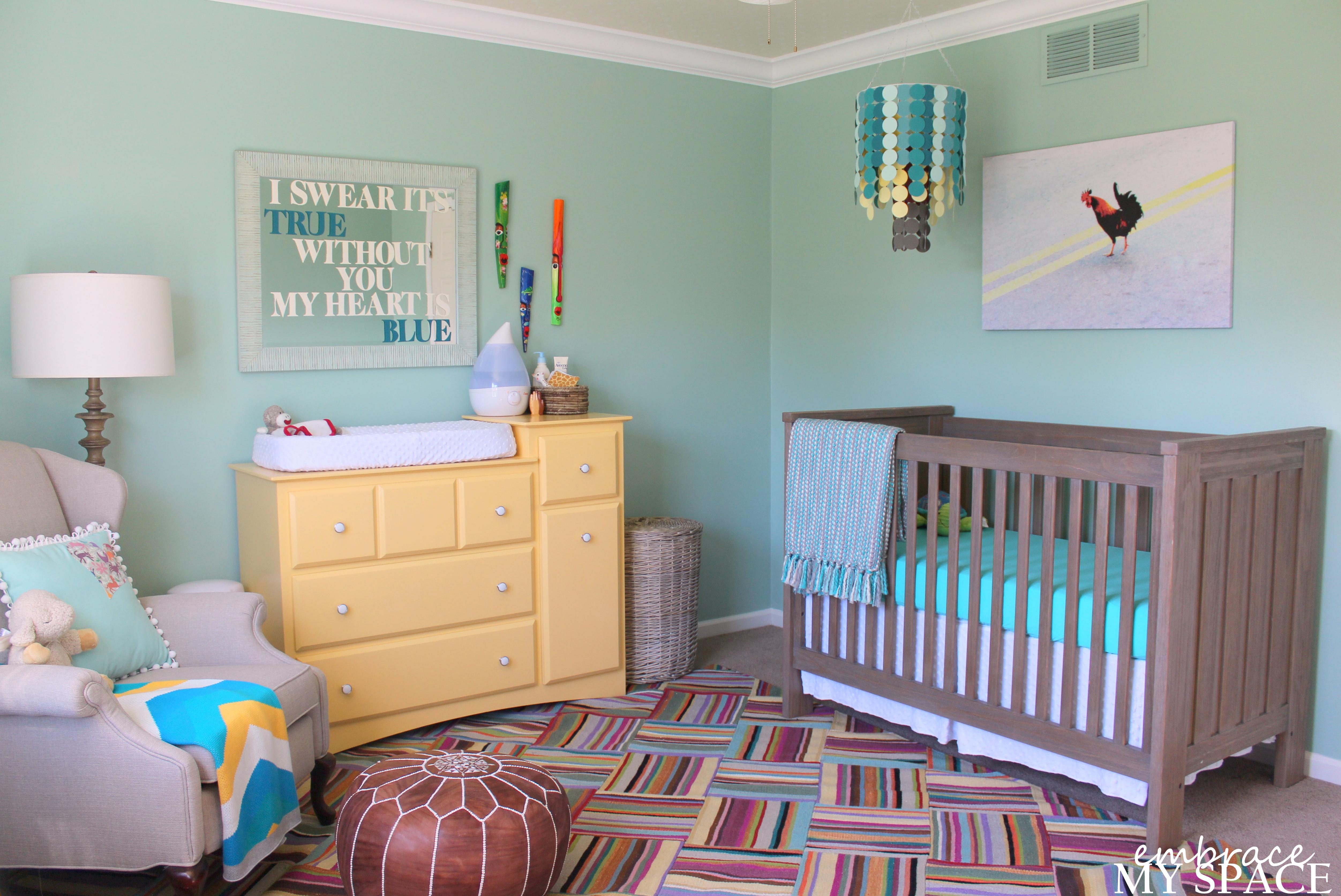 Latest riuso nurseryxx with decorare cameretta neonato - Decorare la cameretta del neonato ...